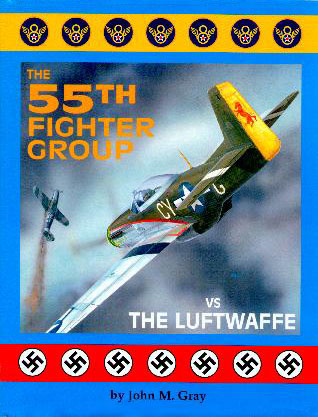 The 55th Fighter Group vs The Luftwaffe
